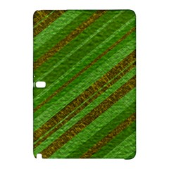 Stripes Course Texture Background Samsung Galaxy Tab Pro 12 2 Hardshell Case by Nexatart