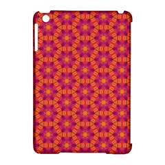 Pattern Abstract Floral Bright Apple Ipad Mini Hardshell Case (compatible With Smart Cover) by Nexatart