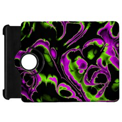 Glowing Fractal B Kindle Fire Hd 7  by Fractalworld