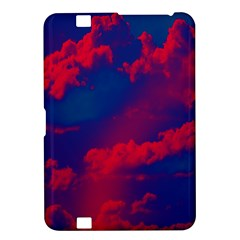Sky Pattern Kindle Fire Hd 8 9  by Valentinaart