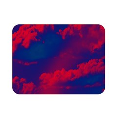 Sky Pattern Double Sided Flano Blanket (mini)  by Valentinaart