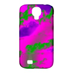 Sky Pattern Samsung Galaxy S4 Classic Hardshell Case (pc+silicone) by Valentinaart