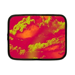 Sky Pattern Netbook Case (small)  by Valentinaart