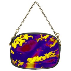 Sky Pattern Chain Purses (two Sides)  by Valentinaart