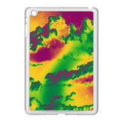 Sky Pattern Apple Ipad Mini Case (white) by Valentinaart