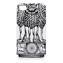 National Emblem Of India  Apple Iphone 4/4s Premium Hardshell Case by abbeyz71
