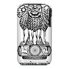 National Emblem Of India  Iphone 3s/3gs by abbeyz71
