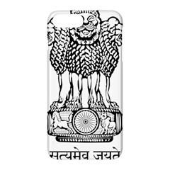 National Emblem Of India  Apple Iphone 7 Plus Hardshell Case by abbeyz71