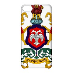 State Seal Of Karnataka Apple Ipod Touch 5 Hardshell Case With Stand by abbeyz71