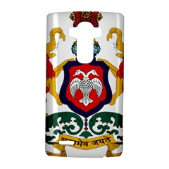State Seal Of Karnataka Lg G4 Hardshell Case by abbeyz71