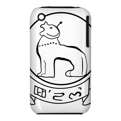 Seal Of Indian State Of Manipur Iphone 3s/3gs by abbeyz71