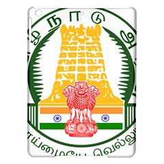 Seal Of Indian State Of Tamil Nadu  Ipad Air Hardshell Cases by abbeyz71