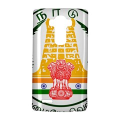 Seal Of Indian State Of Tamil Nadu  Lg G4 Hardshell Case by abbeyz71
