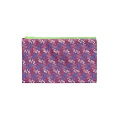 Pattern Abstract Squiggles Gliftex Cosmetic Bag (xs) by Nexatart