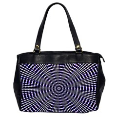 Pattern Stripes Background Office Handbags by Nexatart