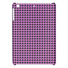 Pattern Grid Background Apple Ipad Mini Hardshell Case by Nexatart