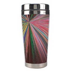 Background Vector Backgrounds Vector Stainless Steel Travel Tumblers by Nexatart