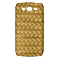 Wood Illustrator Yellow Brown Samsung Galaxy Mega 5 8 I9152 Hardshell Case  by Nexatart