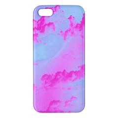 Sky Pattern Iphone 5s/ Se Premium Hardshell Case by Valentinaart