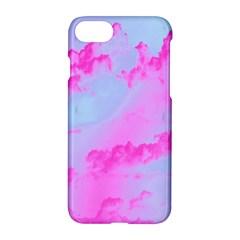 Sky pattern Apple iPhone 7 Hardshell Case by Valentinaart