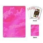 Sky pattern Playing Card
