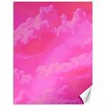 Sky pattern Canvas 12  x 16