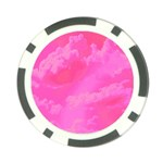 Sky pattern Poker Chip Card Guard