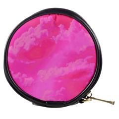 Sky Pattern Mini Makeup Bags by Valentinaart