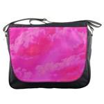 Sky pattern Messenger Bags