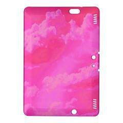Sky Pattern Kindle Fire Hdx 8 9  Hardshell Case by Valentinaart
