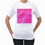 Sky pattern Women s T-Shirt (White)