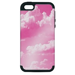 Sky Pattern Apple Iphone 5 Hardshell Case (pc+silicone) by Valentinaart