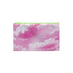 Sky Pattern Cosmetic Bag (xs) by Valentinaart