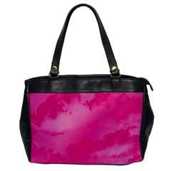 Sky Pattern Office Handbags by Valentinaart