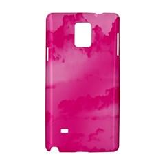 Sky Pattern Samsung Galaxy Note 4 Hardshell Case by Valentinaart