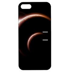 Planet Space Abstract Apple Iphone 5 Hardshell Case With Stand by Nexatart