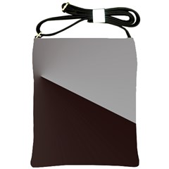 Course Gradient Color Pattern Shoulder Sling Bags by Nexatart