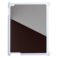 Course Gradient Color Pattern Apple Ipad 2 Case (white) by Nexatart