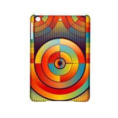 Abstract Pattern Background Ipad Mini 2 Hardshell Cases by Nexatart