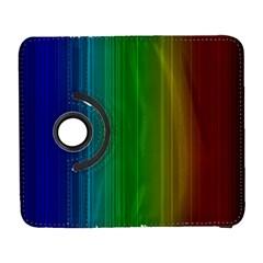 Spectrum Colours Colors Rainbow Galaxy S3 (flip/folio)