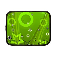 Art About Ball Abstract Colorful Netbook Case (small)  by Nexatart