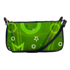 Art About Ball Abstract Colorful Shoulder Clutch Bags by Nexatart
