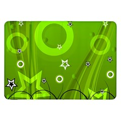 Art About Ball Abstract Colorful Samsung Galaxy Tab 8 9  P7300 Flip Case by Nexatart