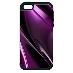 Fractal Mathematics Abstract Apple Iphone 5 Hardshell Case (pc+silicone) by Nexatart