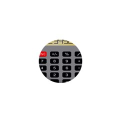 Calculator 1  Mini Buttons by Mariart