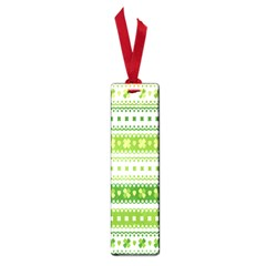 Flower Floral Green Shamrock Small Book Marks by Mariart
