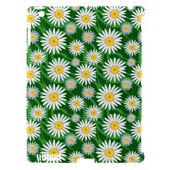 Flower Sunflower Yellow Green Leaf White Apple Ipad 3/4 Hardshell Case (compatible With Smart Cover) by Mariart