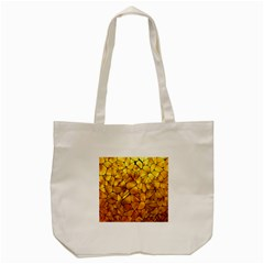 Gold Tote Bag (cream) by Mariart
