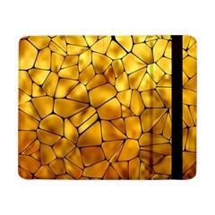 Gold Samsung Galaxy Tab Pro 8 4  Flip Case by Mariart