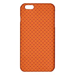 Heart Orange Love Iphone 6 Plus/6s Plus Tpu Case by Mariart